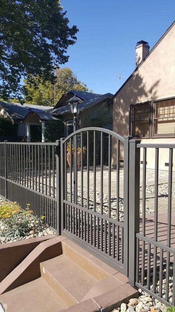 aluminum walk gates4