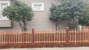 custom picket fence 6