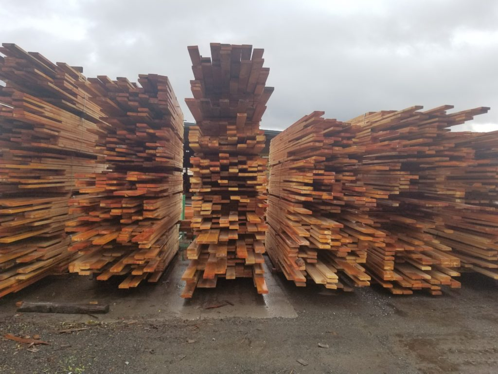 Random Length Redwood – Agwood