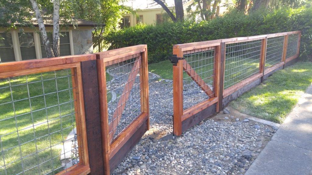 Hogwire Gate – 6